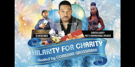 Hilarity for Charity  tickets
