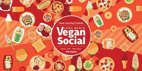 Long Beach Vegan Social - Halloween Edition! Food, drinks & tunes! tickets