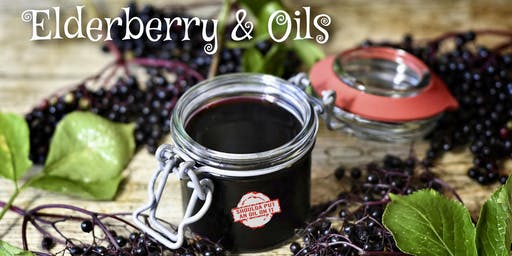 Elderberry & Oils - MONDAY