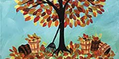 Paint with Art U - A Time to Gather - Join us to make your own masterpiece