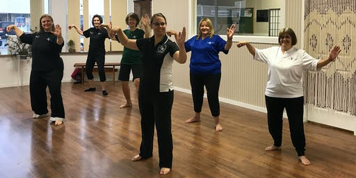 Tai Chi Lesson - Veteran's Day Weekend Fundraiser!