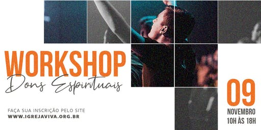 WORKSHOP DONS ESPIRITUAIS