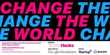 YouthHacks 2019 tickets
