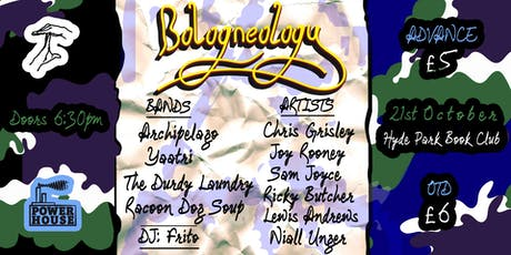 Bologneology: Archipelago + Support // DJ Frito tickets
