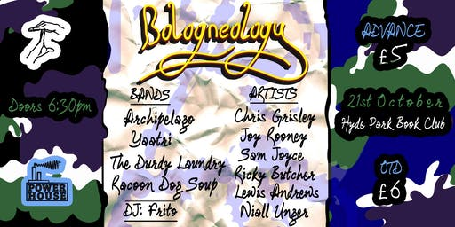 Bologneology: Archipelago + Support // DJ Frito