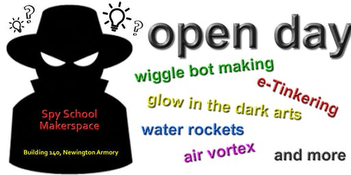 Makerspace open day