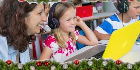 WeihnachtsWORKSHOP: Besinnliche Sound-Geschichten Tickets
