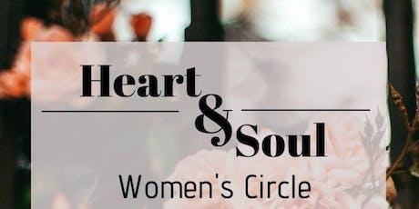 Heart & Soul Women's Circle tickets