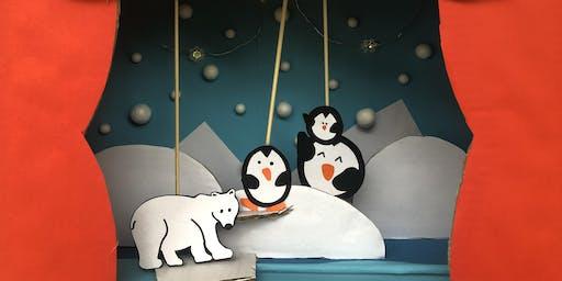 WeihnachtsWORKSHOP: Stop-Motion - Winterweihnachtsland