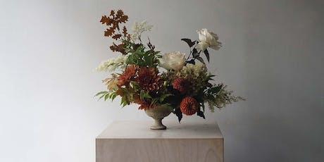 Holiday Flower Arrangement Workshop tickets