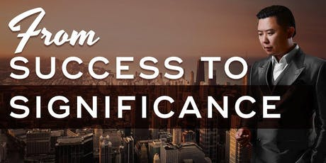 """""""Shifting Success to Significance"""" - An Executive Mastermind  Session tickets"""