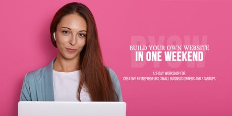 Build Your Own Website In A Weekend 2 DAY Workshop tickets