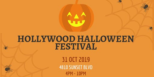 Hollywood Halloween Festival