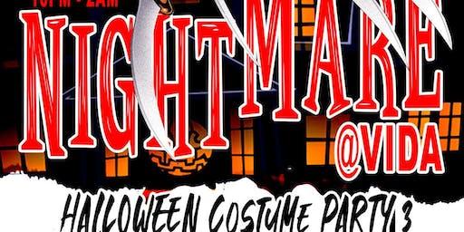 Nightmare @Vida Halloween Costume Party 3