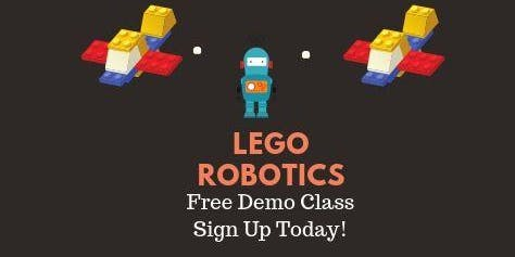 Lego Robotics Parent Demo