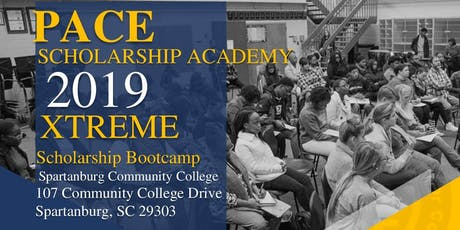 Pace Scholarship Academy's EXTREME Scholarship Bootcamp (Spartanburg, SC) tickets