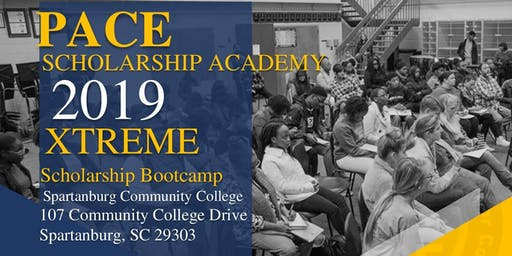 Pace Scholarship Academy's EXTREME Scholarship Bootcamp (Spartanburg, SC)