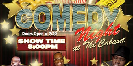 GZee Productions :Comedy Night At The Cabaret & After Party tickets