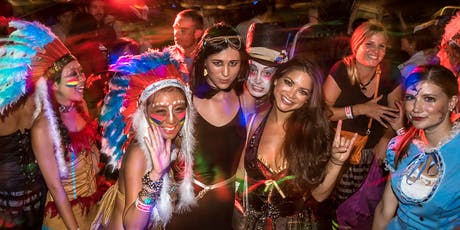 Sons of Essex Halloween Party 2019 with Openbar & Food tickets