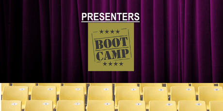 Presenter's Bootcamp 2-Day Training tickets