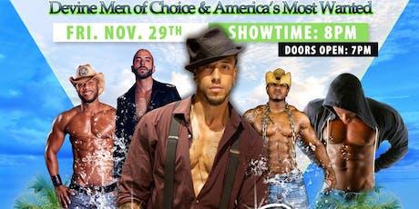 Fantasy - Devine Men of Choice & AMW Events - Sudbury On tickets
