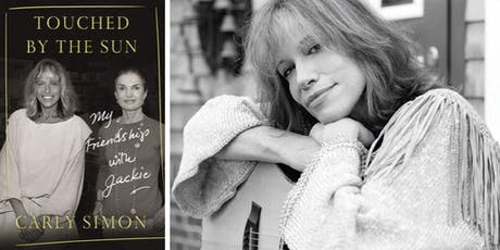Carly Simon Book Signing tickets