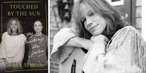Carly Simon Book Signing