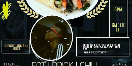EAT|DRINK|CHILL tickets