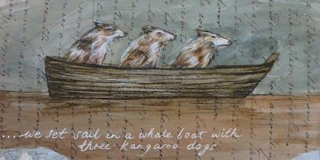 Caroline Amos: 'Jorgen Jorgensen- A Shipwrecked Life' tickets