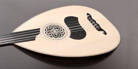 A musical tribute to Iraq | Farooq Al-Sajee tickets