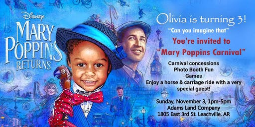 Mary Poppins Carnival