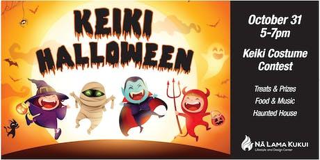 Keiki Halloween tickets