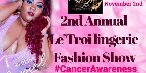 2nd Annual BBW Sexy Lingerie Fashion Show