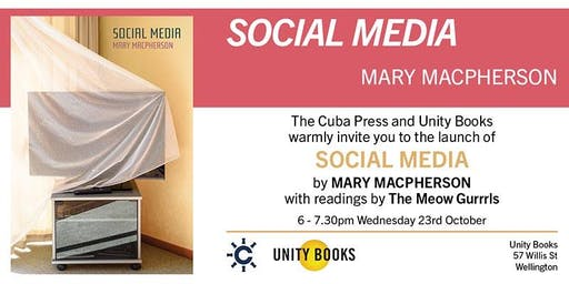 Book Launch | Social Media by Mary Macpherson