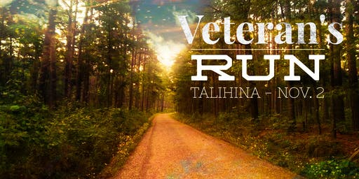 Veteran 15K, Team Relay, 5k and 1 Mile Fun Walk