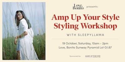 Amp Up Your Style With Sleepyllama