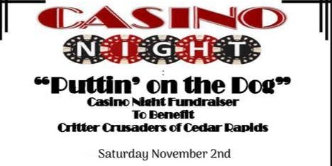 Puttin' On the Dog Casino Night