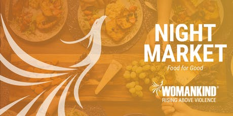 Food for Good | A Night Market to Raise Awareness About Domestic Violence tickets