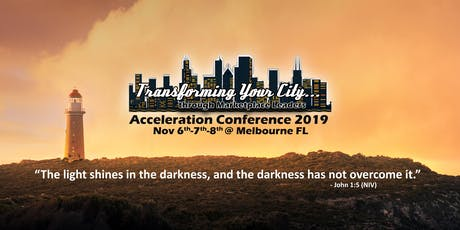 Transforming Your City Acceleration All Access Conference Pass tickets