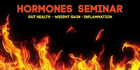 Hormones Seminar: Taming the Flames tickets