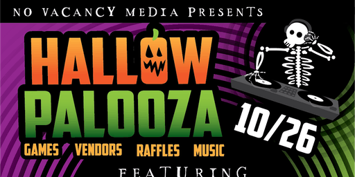 No Vacancy Presents:  HallowPalooza