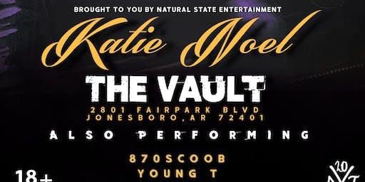 Katie Noel at The Vault