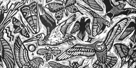 Introduction to Lino Printing with Lucy Trimbell tickets