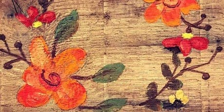 Harvest Time Reclaimed Wood Workshop tickets