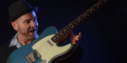 Club Fox Blues Jam - ON TOUR - Mighty Mike Schermer