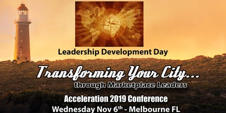 Transforming Your City Acceleration Day Conference Pass (Wednesday) tickets