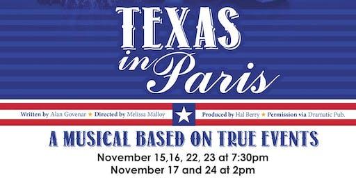 Texas in Paris