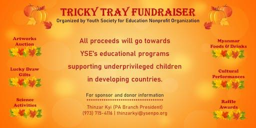 Tricky Tray Fundraiser