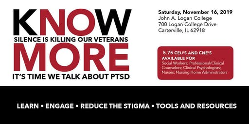 KNOW MORE - PTSD Educational Conference