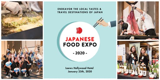 JAPANESE FOOD EXPO 2020